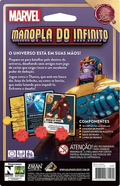 Manopla do Infinito: Love Letter - comprar online