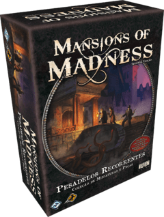 Pesadelos Recorrentes - Expansão Mansions of Madness