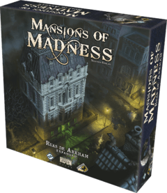 Ruas de Arkham - Exp. Mansions of Madness 2ed
