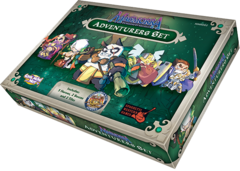Masmorra: Adventurers Set (pré-venda)