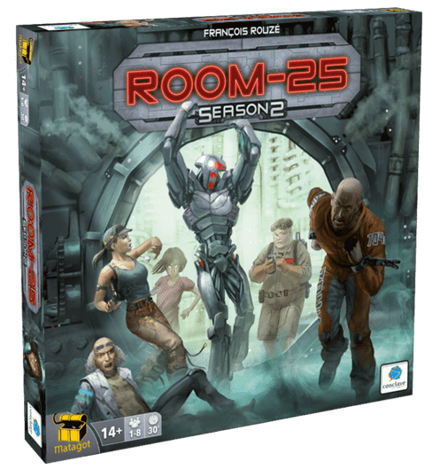 Season 2 - Expansão Room 25
