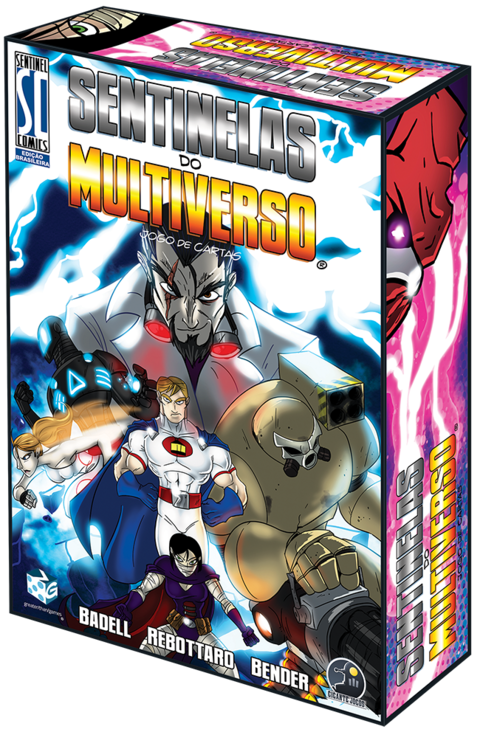 Sentinelas do Multiverso