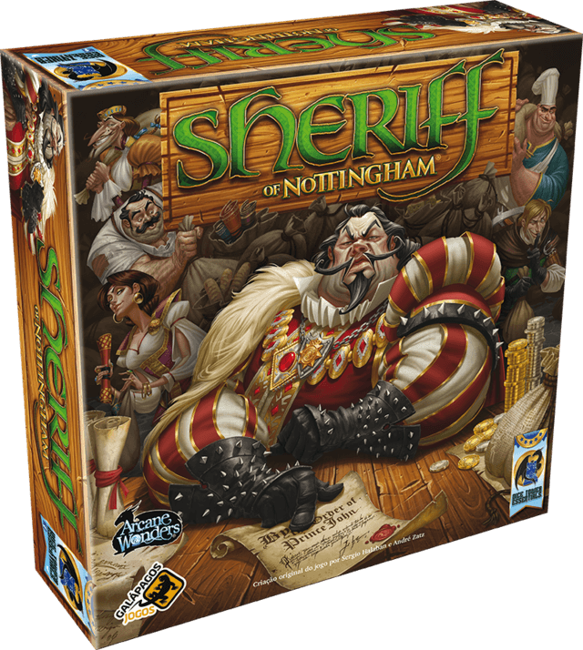 Sheriff of Nottingham - comprar online