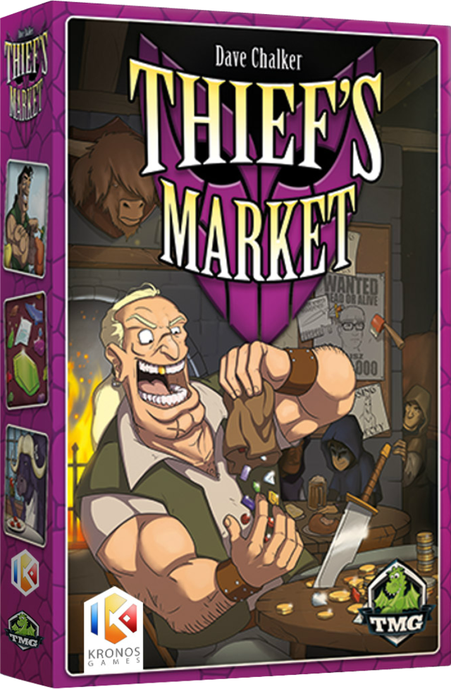 Thief`s Market