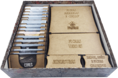 Organizador para This War Of Mine - Caixinha Boardgames