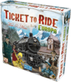 Ticket to Ride: Europa (pré-venda)