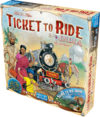 Índia e Suíça - Expansão Ticket To Ride