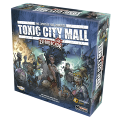 Toxic City Mall - Expansão Zombicide
