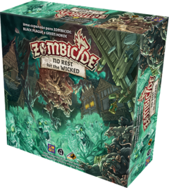 No Rest For The Wicked - Expansão Zombicide Green Horde (pré-venda) - comprar online