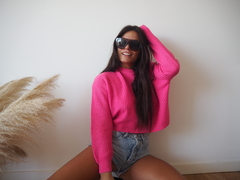 SWEATER CALA FUCSIA en internet