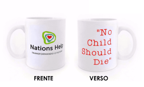 Caneca No Child Should Die
