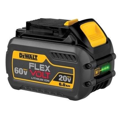 Bateria Flexvolt Dewalt 60V Max - DCB606-B3...
