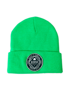 BEANIE - KEEP IT SIMPLE - VERDE