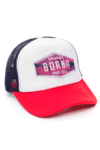 GORRA TRUCKER -  DREAM BIG BARBADOS - DUO