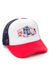 GORRA TRUCKER -  DREAM BIG ZANZIBAR - DUO