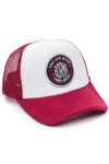 GORRA TRUCKER -  WHAT GOES AROUND - BORDO