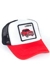 GORRA TRUCKER - LONDON - DUO