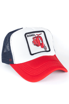 GORRA TRUCKER - ROMA - DUO