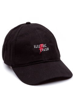 GORRA DAD HAT - ELECTRIC - NEGRA