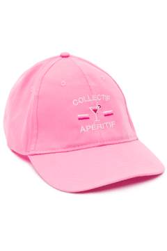 GORRA DAD HAT - CALIFORNIA - ROSA