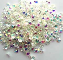 Strass Cristal  Clear AB - 1,4 mm