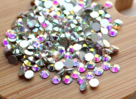 Strass Cristal  Furta Cor - 3 mm
