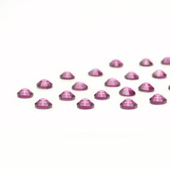 Strass Cristal  Roxo - 3 mm