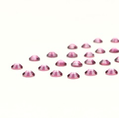 Strass  Cristal  Rose - 3 mm - comprar online