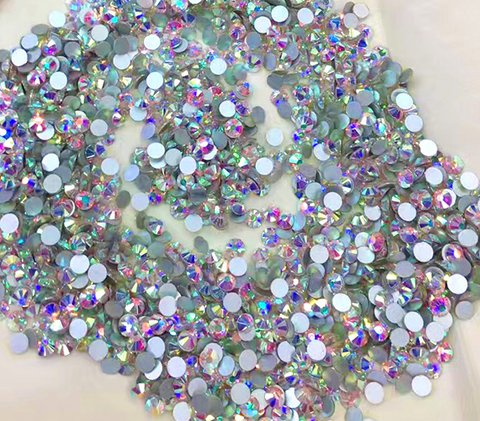 Strass Cristal  Furta Cor - 1,3mm