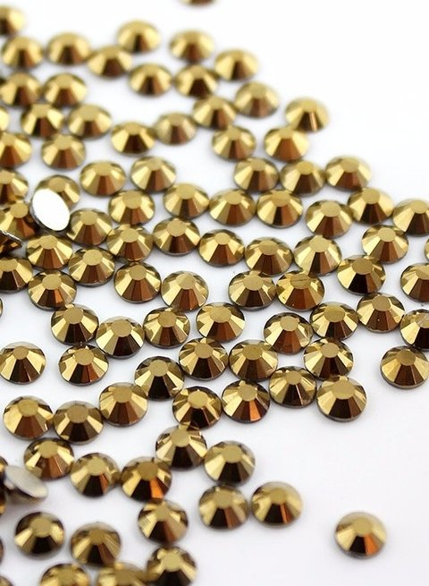 Strass Cristal  Ouro  - 1,4 mm