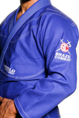 Imagem do Kimono The Shield Azul Royal Série Limitada