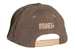 Boné Snap Back Recycle Brown na internet