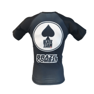 Rash Guard Black Team na internet
