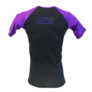 Rash Guard Jaguar Brazil Combat Roxa na internet