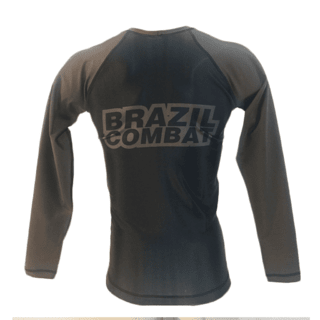 Rash Guard Jaguar Marrom