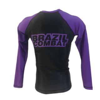 Rash Guard Jaguar Roxa na internet