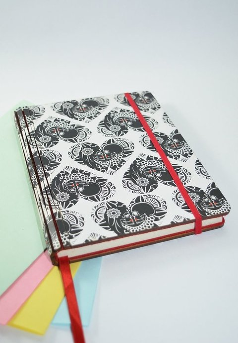Notebook Lovers-La Mantrina