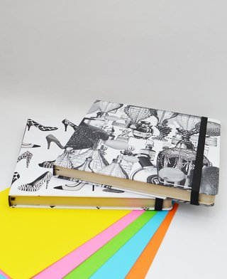 Notebook + Pencil Case Perfums-Bénieller on internet
