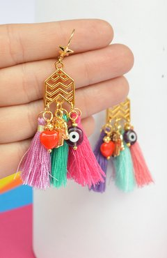 Earrings Arrow Alets - Sublime Pulsión - buy online