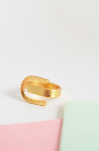 Ring Geometric-Unakita - buy online
