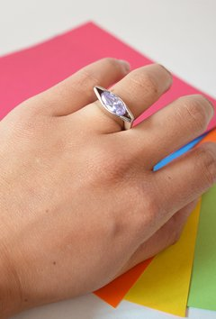 Anillo Purple - Carolina Zavala - comprar online