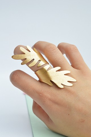 Ring  Pinnado-Donella - buy online