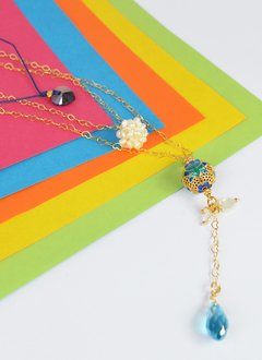 Necklace Boho - Sublime Pulsión