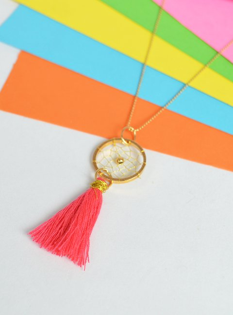 Chain Dream catcher - Larisa Accesorios on internet