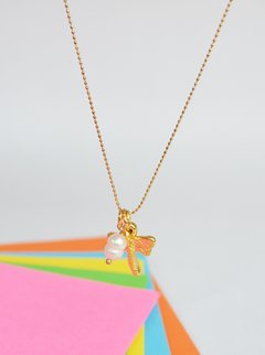 Chain Dragonfly - Larisa Accesorios on internet