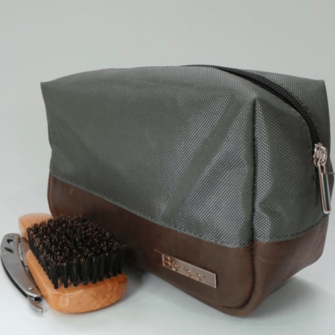 Men Wash bag grey-Bénieller - buy online