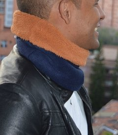 Thermal neck warmer bright colours plush-La Casa Jaguar on internet