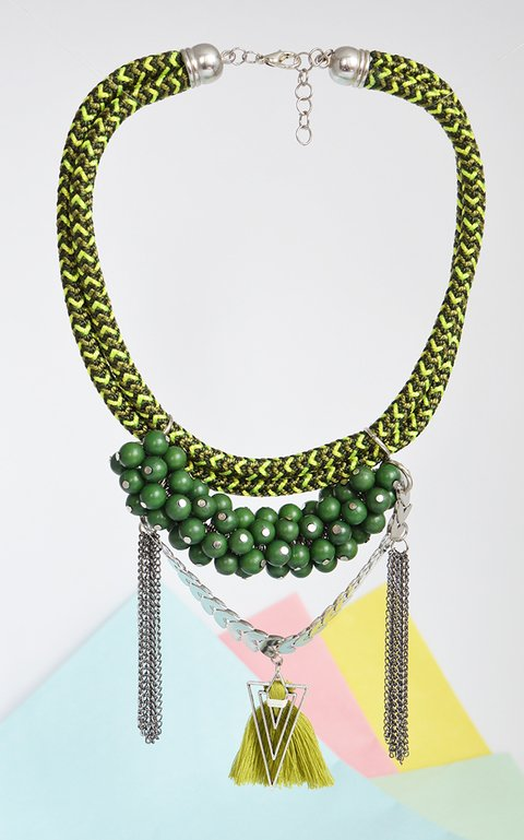 Necklace Pretty Bunch-Carol Sterling