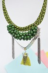 Necklace Pretty Bunch-Carol Sterling - buy online