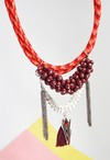 Necklace Pretty Bunch-Carol Sterling - Currucutú|Accesorios latinoamericanos hechos a mano